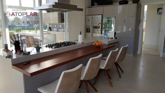 Casa Com 4 Dormitórios À Venda, 917 M² Por R$ 6.200.000 - Centro - Camboriú/sc - Ca0083