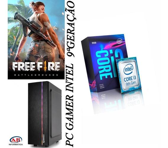 Pc Gamer Intel Core I3 9° Geração Oferta Especial !!