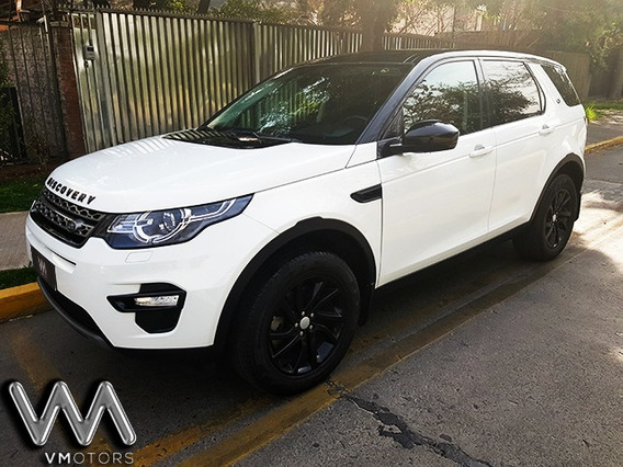 Land Rover Discovery Sport 2.0 Se Si4 Año 2017