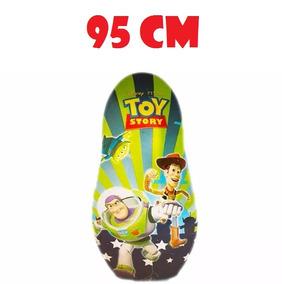João Bobo Toy Story Boneco Inflável João Bobo Buzz