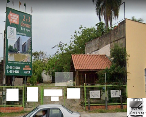 Imagem 1 de 2 de Barracão À Venda, Com 2.100 M² De Terreno E 600 M² De Construção - Parque Campolim - Votorantim - Ba00001 - 67780660