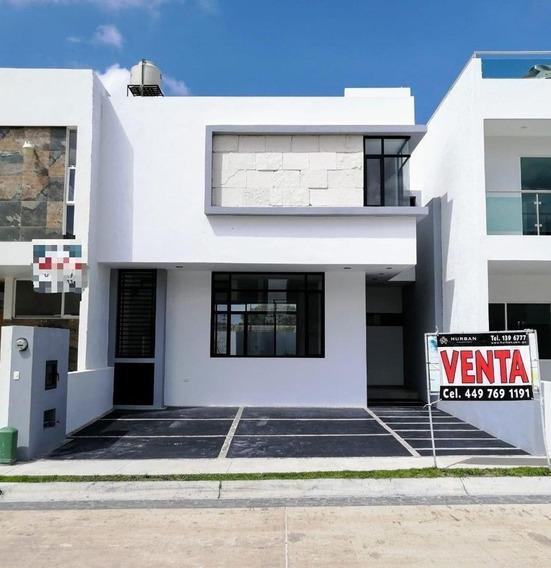 Hurban Vende Casa Nueva 2 Niveles En Coto Al Norponiente, Cerca Del Tec