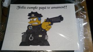 Laminas Comestibles Fototorta, Cupcakes, Galletitas