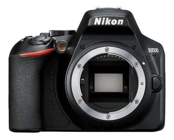 Câmera Nikon D3500 Dslr (apenas Corpo) Lançamento