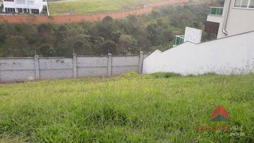 Imagem 1 de 11 de Terreno À Venda, 470 M² Por R$ 720.000,00 - Condomínio Residencial Alphaville I - São José Dos Campos/sp - Te0897