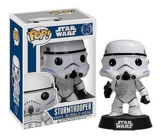 Funko Pop! Star Wars #05 - Stormtrooper