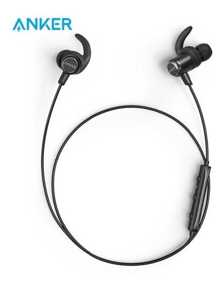 Fone Ouvido Ipx7 Anker Soundbuds Slim+ Bluetooth 5.0 Aptx