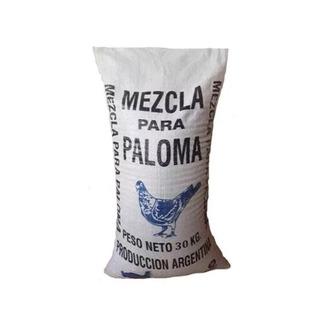 Alimento Paloma Mezcla 25 Kg Retiro Por Local El Molino