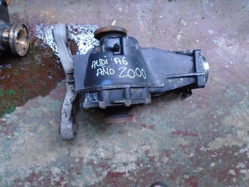 Vendo Diferencial Trasero De Audi A6, Año 2001, Gasolina