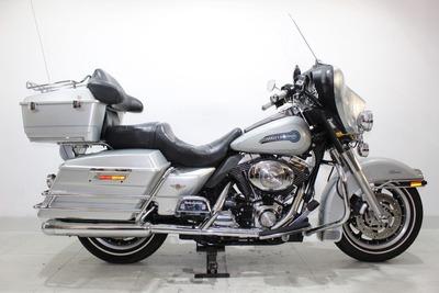 Harley Davidson Electra Glide Classic 2006 Prata