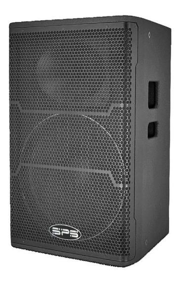 Corneta Amplificada Sps 15 Dsp 3600w 15 Pulgadas Profesional