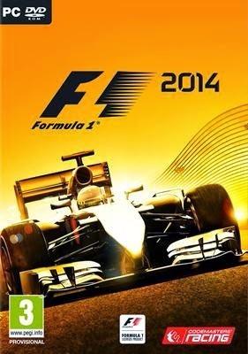 Formula 1 2014 Pc Envio No Mesmo Dia Original!