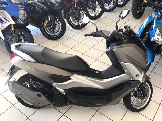 Yamaha N Max 160 Abs Cinza 2017
