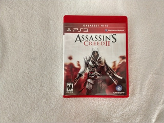 Assassins Creed 2 Para Playstation 3 Ps3 Original.