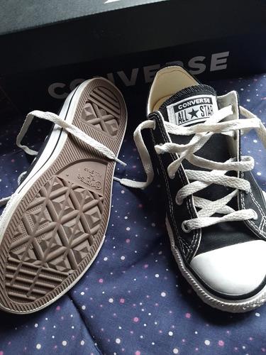 Zapatillas All Star Negras Igual A Nuevas