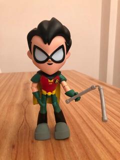Teen Titans Go - 8 Inches - Robin - Action Figure - Usado