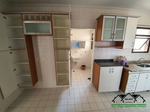 Apartamento 100m² Valparaíso Santo André/sp. - Aba0674