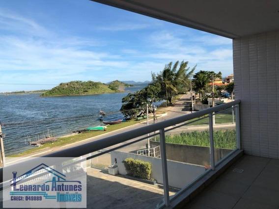Apartamento Para Venda Em São Pedro Da Aldeia, Boqueirão, 3 Dormitórios, 2 Suítes, 1 Banheiro, 1 Vaga - 395
