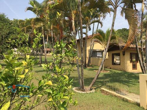 Vendo Chácara Com 4 Dormitórios À Venda, 14500 M² Por R$ 950.000 - Araçoiabinha - Iperó/sp - Ch0006
