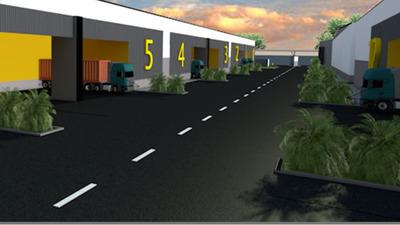 Terreno Aut. Duarte Para Nave Industrial 49690m2 $us75/m2