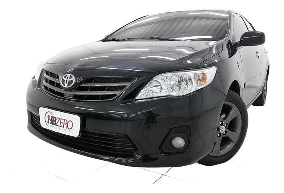 Toyota Corolla 1.8 Dual Vvt-i Gli Aut 2012