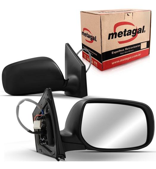 Espelho Retrovisor Externo Corolla 2008 2009 2010 11 Metagal