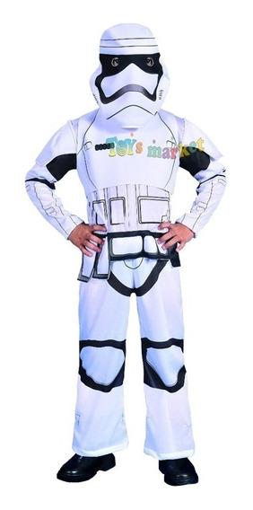 Storm Trooper Disfraz Soldado Blanco Star Wars De New Toys