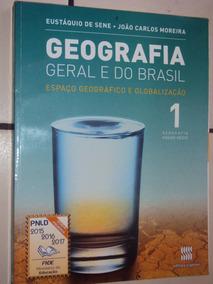 Geografia Geral E Do Brasil 1 Ensino Médio (sebo Amigo)