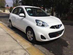 Nissan March 1.6 Sense Mt 2016