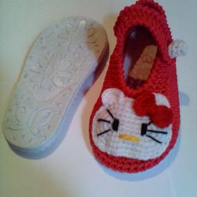 359069570 Zapatos Tejidos Con Suelas Para Niños