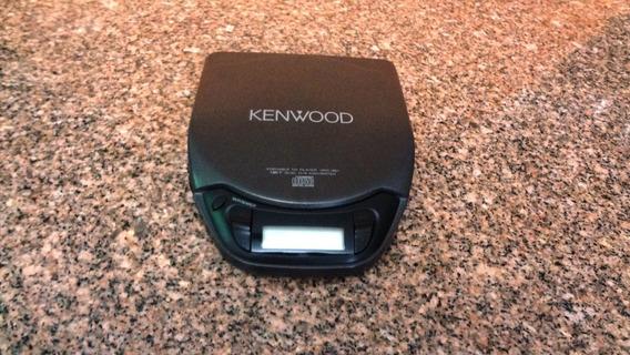 Kenwood -portátil Cd Player Dpc-351 ( Com Defeito)