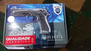 Pistola Airsoft - Arma De Pressão / Beretta