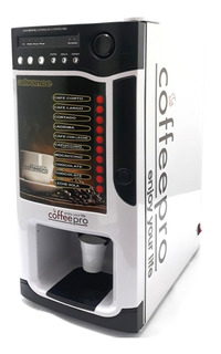 Expendedora De Cafe Advance Plus 10 C/ Fichero Coffee Pro