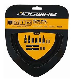 Jagwire Pro Brake Cable Kit Road Sram/shimano Black
