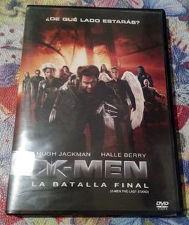 Dvd X Men La Batalla Final