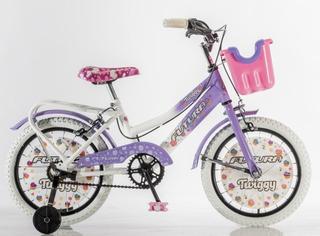 Bicicleta Futura R16 Playera Dama Full