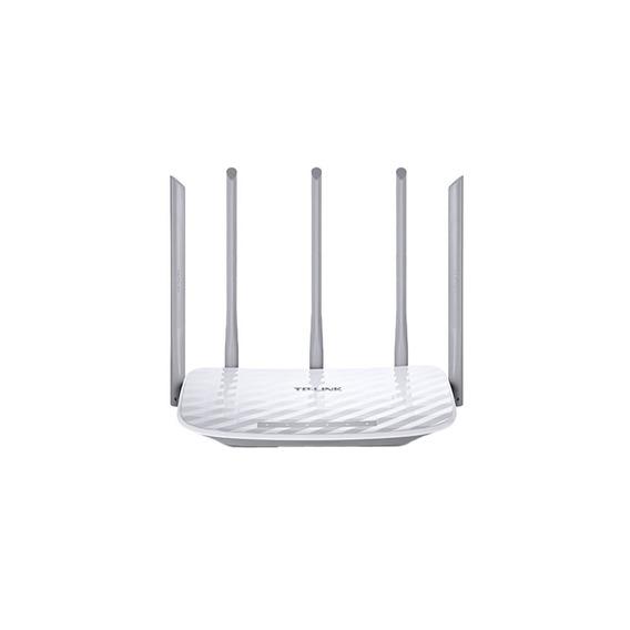 Router Wifi Archer Tp-link C60 Ac1350 5 Antenas Pce