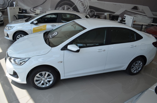 Nuevo Chevrolet Onix Plus 2020 1.2 Lt #gc