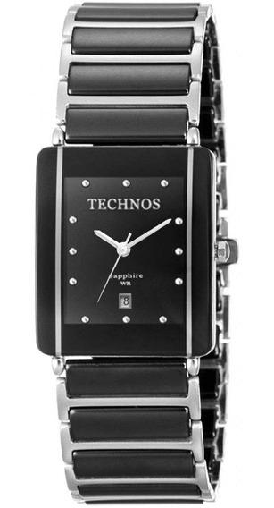 Relógio Technos Feminino Ceramic Sapphire 1n12acpai/1p