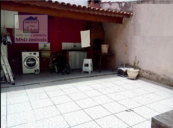 Sobrado A Venda No Bairro Centro Em Guarulhos - Sp. - 2424-1