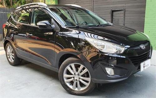 Hyundai Ix35  2.0 2013 Flex Automático + Couro