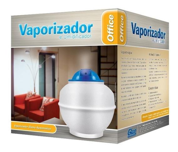 Vaporizador Umidificador Vapor Quente 2,8l Vapor Glug Office
