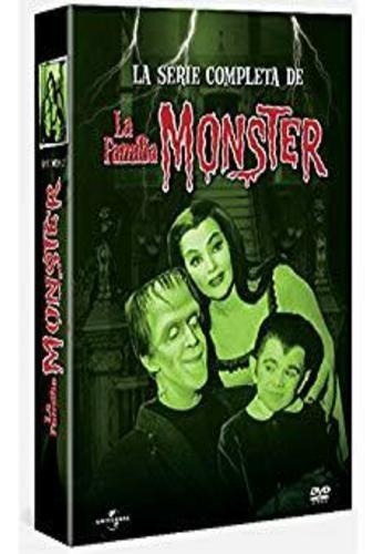 Serie La Familia Monster Completa Digital