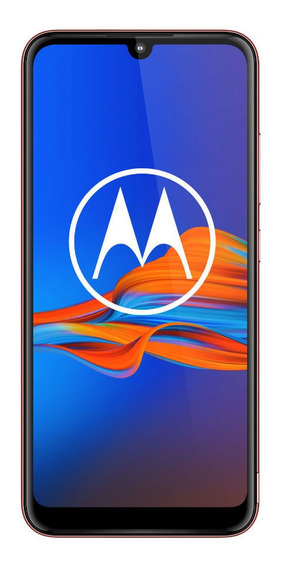 Celular Libre Motorola E6 Plus 32gb Cherry Red