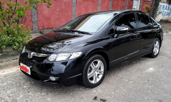 Honda Civic 1.8 Exs Flex Aut. 4p 2010