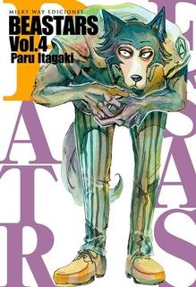 Beastars 4 - Itagaki, Paru