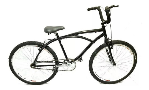 Imagem 1 de 3 de Bicicleta Aro 26 Caiçara Beach Wendy Bike ***