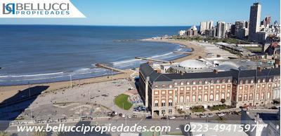 Alquiler X Dia En Mar Del Plata - 3 Amb Con Vista Al Mar / Zona Cento