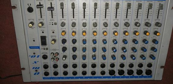 Mesa Oneal 10 Canais 5 Xlr 5 P10