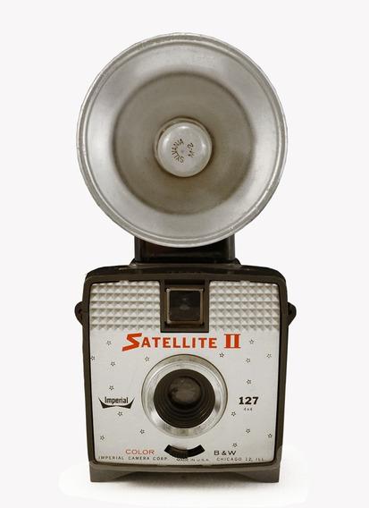 Câmera Imperial Satellite 2, Eua 1961 - Coleção / Decoração